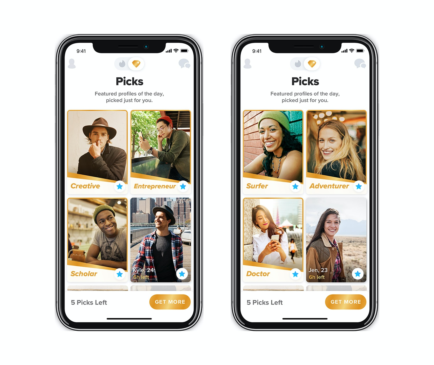 Tinder's Picks Feature Gives You Curated Matches, And Here's