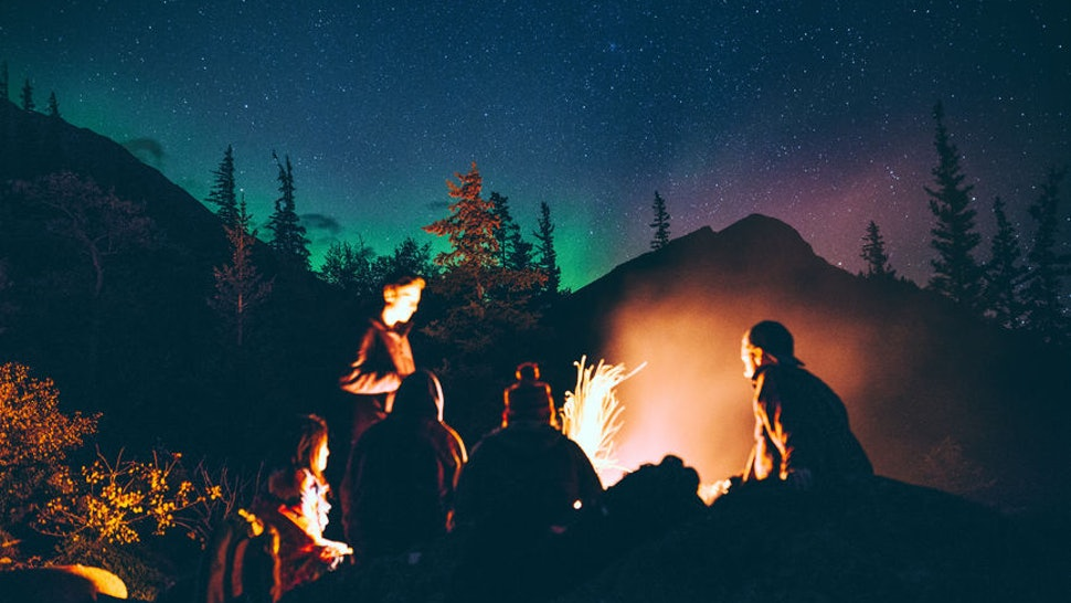 9 Literary Ghost Stories To Read Around The Campfire