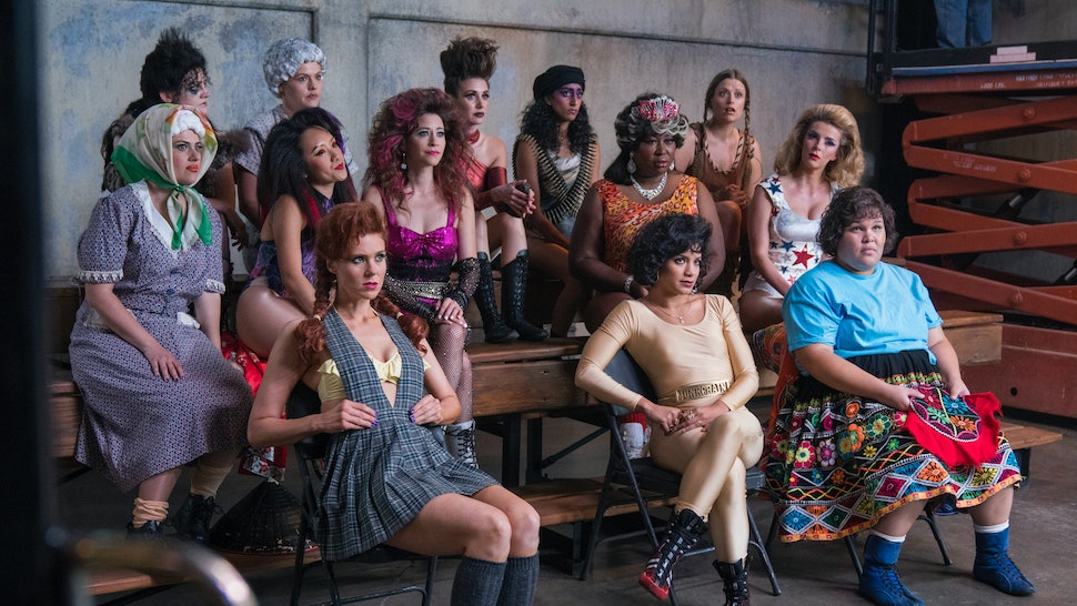 What Are the Original 'GLOW' Wrestlers Doing Now? It's Been 28 Years
