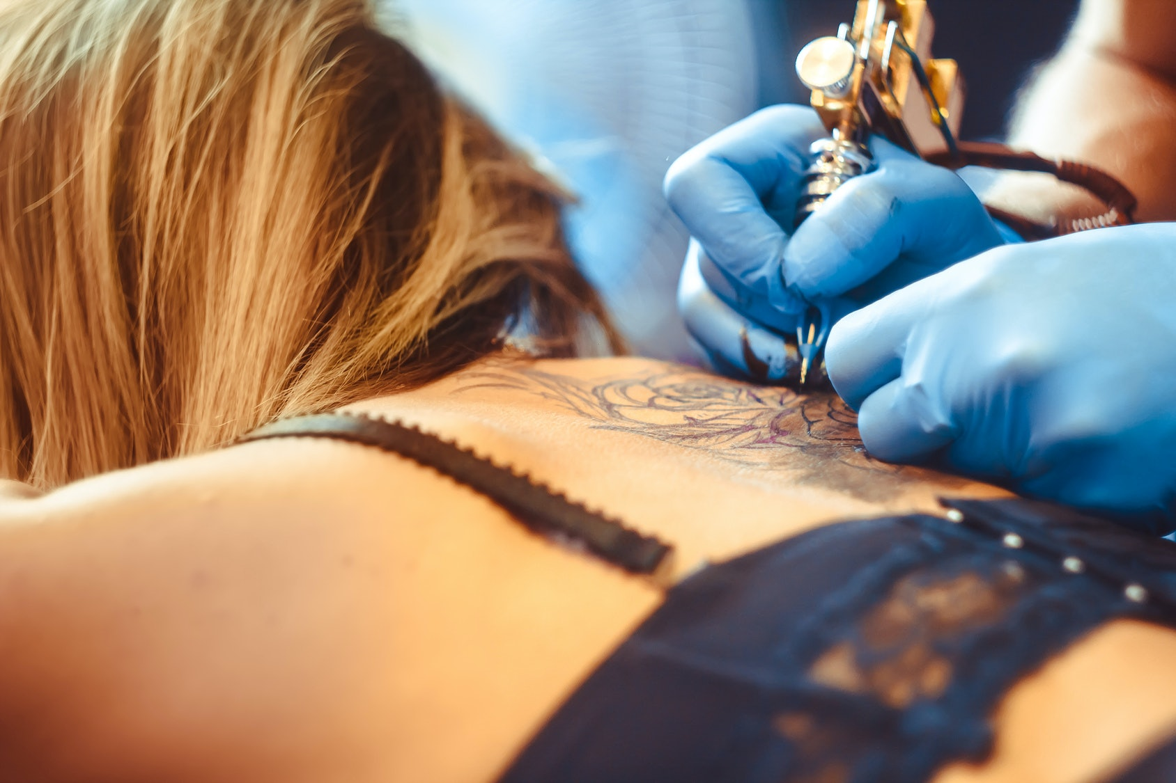 7 Gross Things That Are Supposed To Happen When You Get A Tattoo & 7