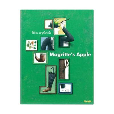 'Magritte's Apple' by Klaas Verplancke
