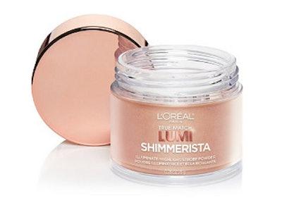 True Match Lumi Shimmerista Highlighting Powder