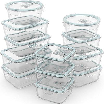 Razab Glass Food Storage Containers