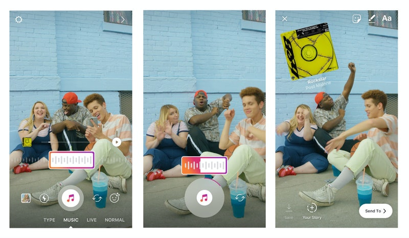 Here's how to add music to Instagram Stories, broken down by each step.