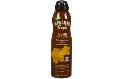 Hawaiian Tropic Protective Tanning Oil Spray SPF 30