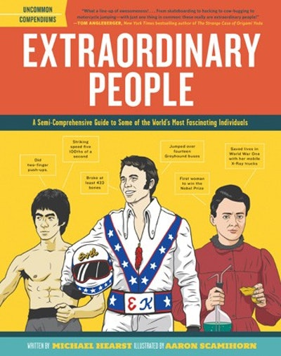 'Extraordinary People' by Michael Hearst