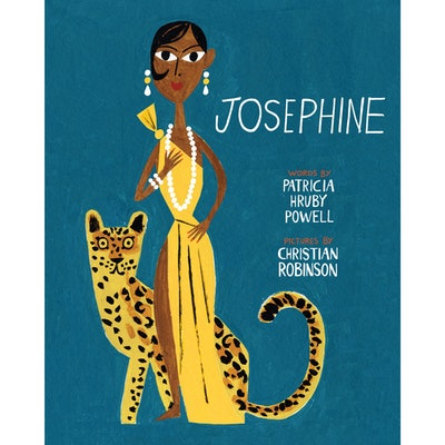 'Josephine: The Dazzling Life of Josephine Baker' by Patricia Hruby Powell