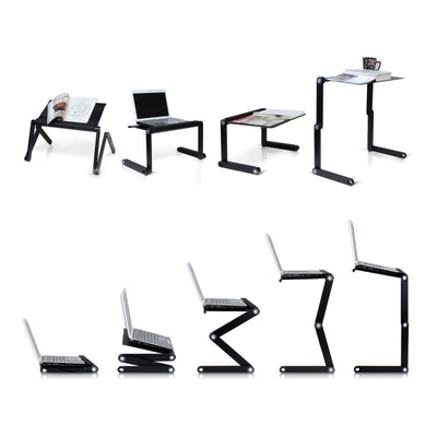 PWR+ Adjustable Laptop Table Stand