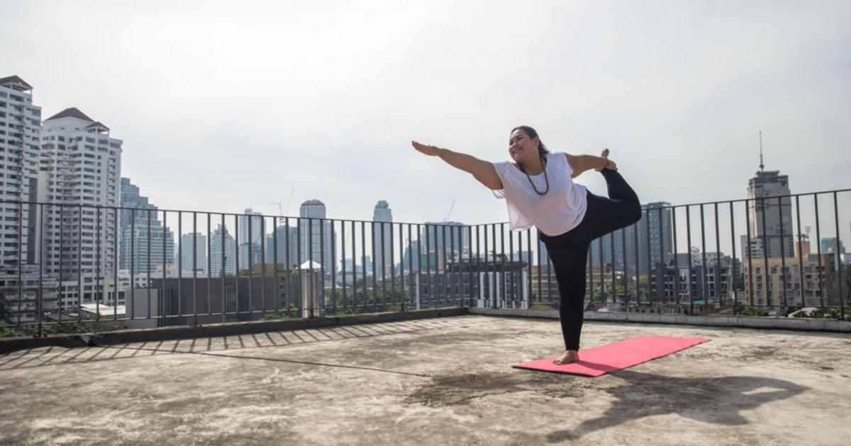 If Weightlifting Isn't For You, These 6 Yoga Poses Will Definitely Make You Stronger