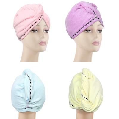 Lu Tang Hair Towel Wrap Turban