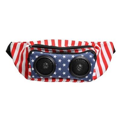 Wemco Americana Speaker Hip Pack Wireless Speaker