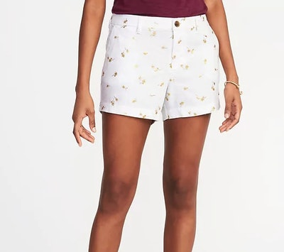 Mid-Rise Everyday Shorts
