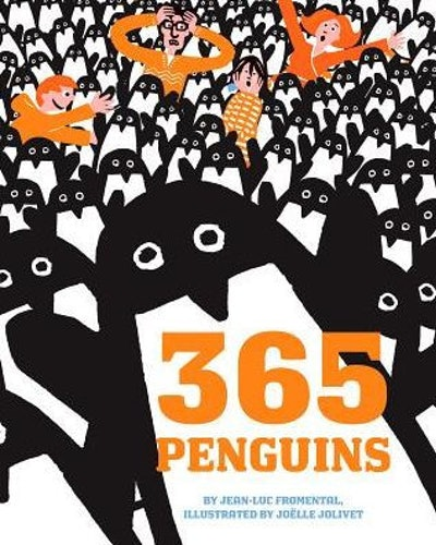'365' Penguins by Jean-Luc Fromental