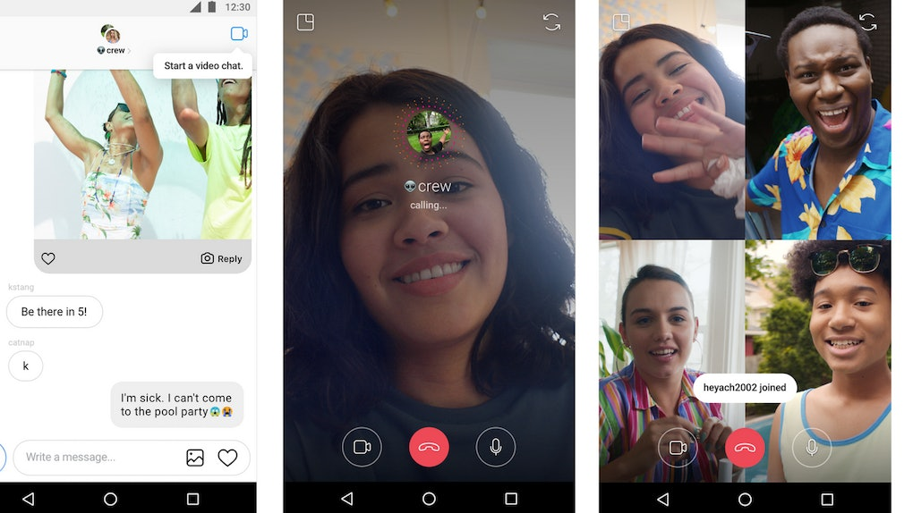 Why Don't I Have Video Chat On Instagram? Here's What You