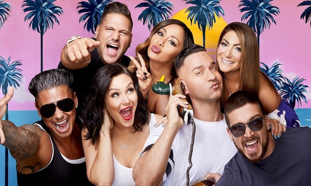 Who is sammi from jersey shore hookup 2019