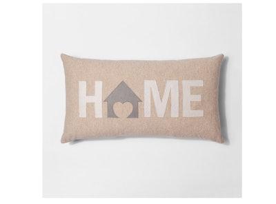 HOME Oversize Lumber Throw Pillow
