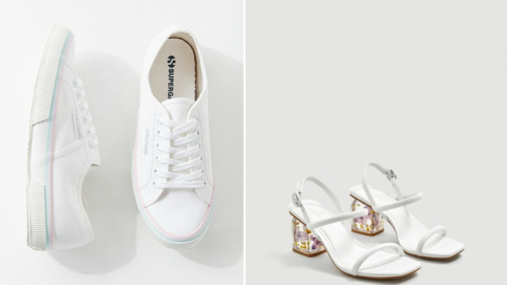83ca8d22710a8 These White Summer Shoes Will Give Your Summer Style The Ultimate ...