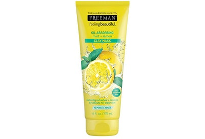 Freeman Mint And Lemon Facial Clay Mask