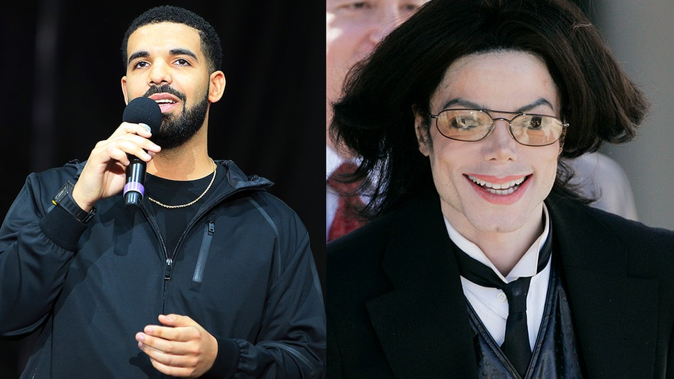 Did Drake Know Michael Jackson?