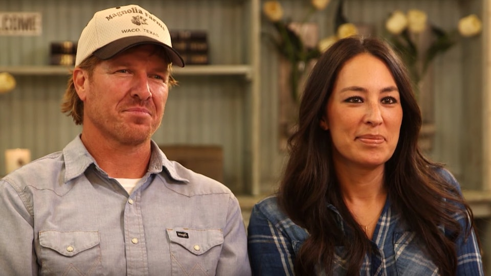 Joanna Gaines Opened Up About How Giving Birth To Her Son Was