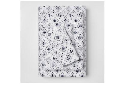 Organic Cotton Printed Sheet Set