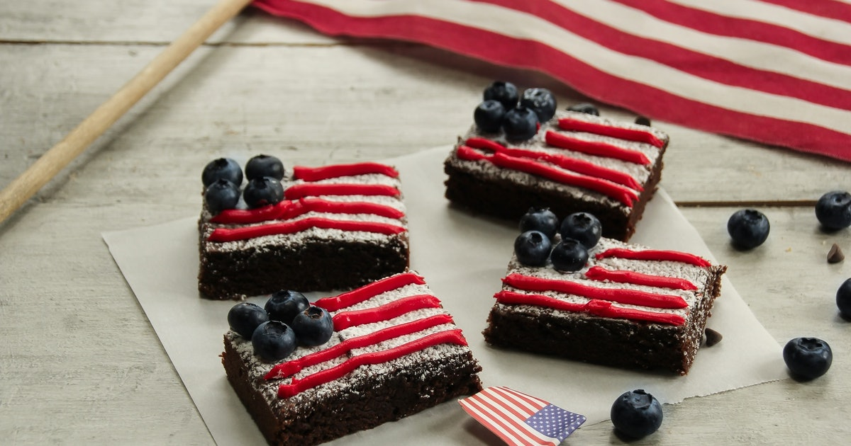 15 Easy 4th Of July 2019 Desserts That Look Fancy, But Won't Take All Day To Make
