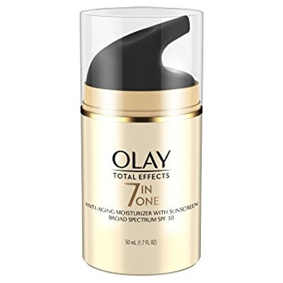 Olay Total Effects 7-in-1 Anti-Aging Daily Face Moisturizer With SPF 30