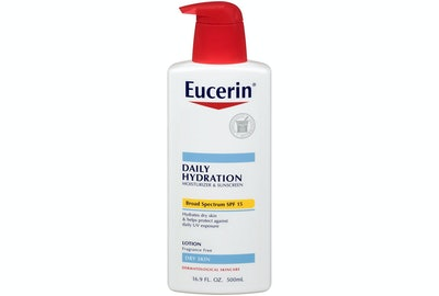Eucerin Daily Hydration Broad Spectrum SPF 15 Body Lotion (3 Pack)