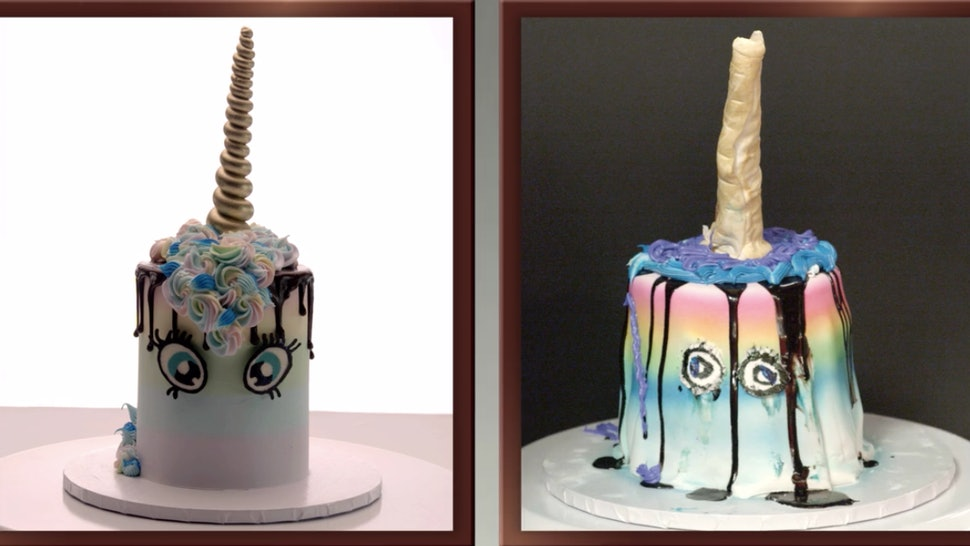 Wedding Cake Fails.These Nailed It Unicorn Cake Fails Just Destroyed The Magical Food