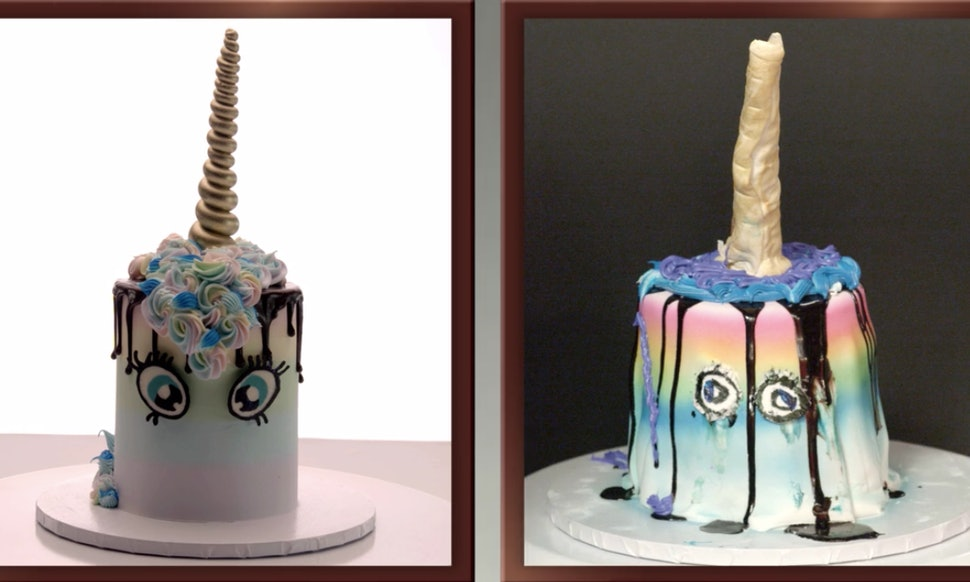 These Nailed It Unicorn Cake Fails Just Destroyed The Magical Food