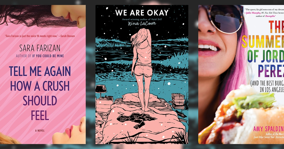 21 Novels With Lesbian Characters That You Need To Read