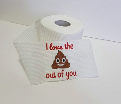 Monka Dunk Creations Toilet Paper