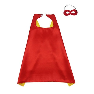 Whoopgifts Superhero Cape with Mask