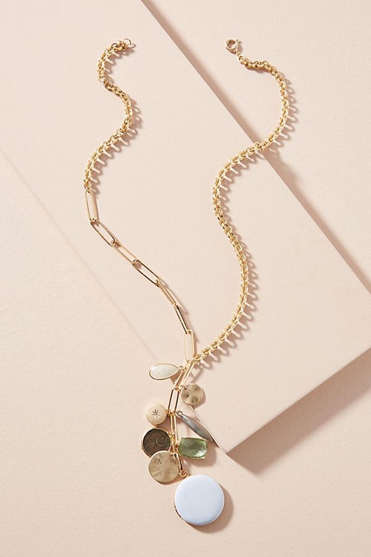 Pebble Beach Pendant Necklace