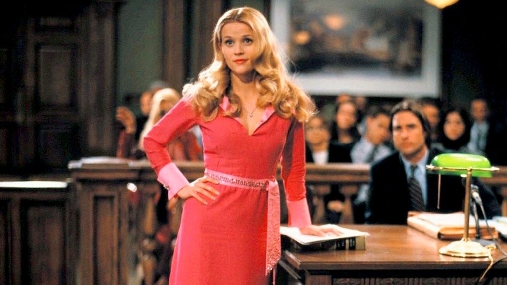 Legally blonde movie dialogue 2
