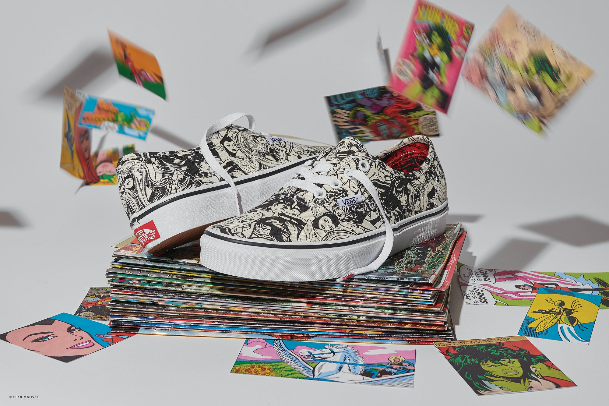 ffe69ceb133 What s In The Vans x Marvel Line  There Will Be More Than 70 Pieces To Shop