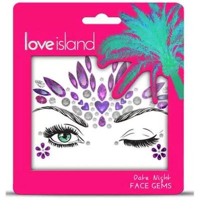Love Island Glitter Face Gems