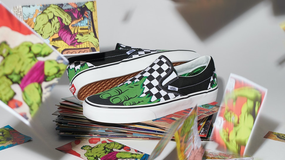 What s In The Vans x Marvel Line  There Will Be More Than 70 Pieces To Shop 5f9872b61