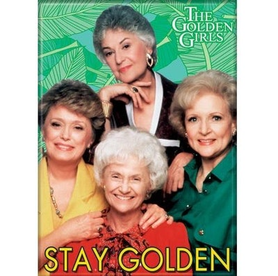 Golden Girls Stay Golden Photo Magnet