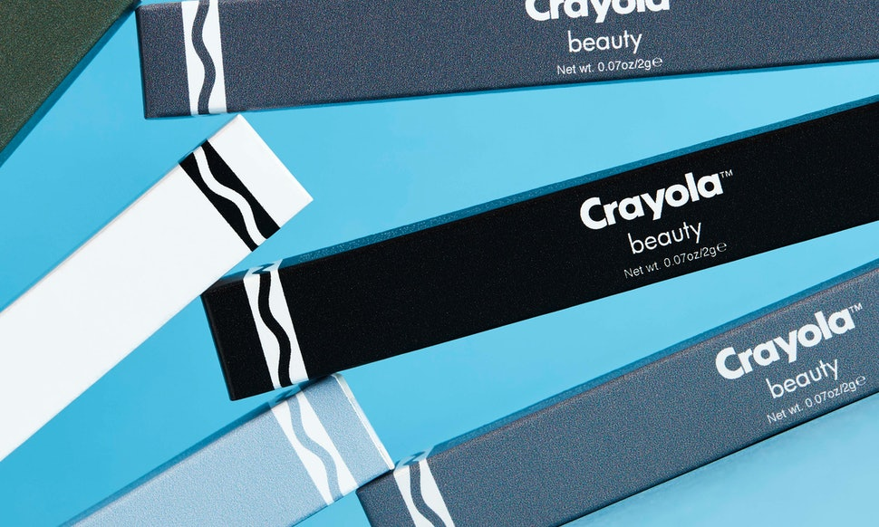 when does the asos x crayola makeup line come out these products