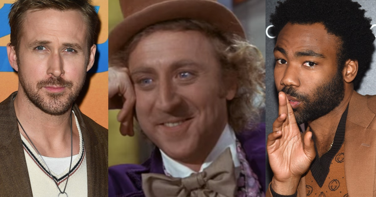 The New Willy Wonka Movie May Star Donald Glover Or One Of These Other Internet ...