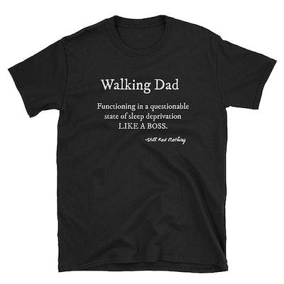 Walking Dad Tee