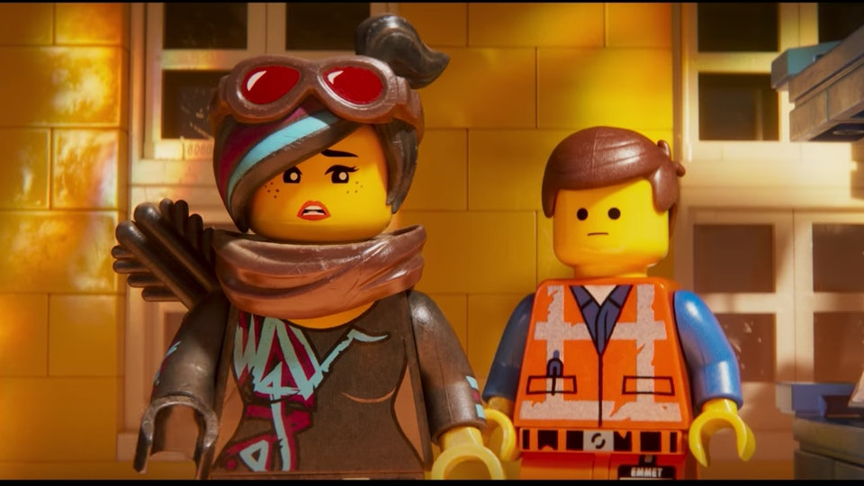 The Lego Movie 2 Trailer Reveals Everything Is Definitely Not Ok