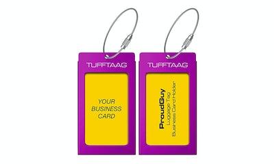 ProudGuy TUFFTAAG Luggage Tags