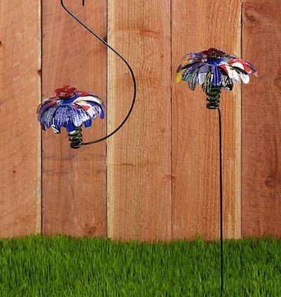 Flower Hummingbird Feeder