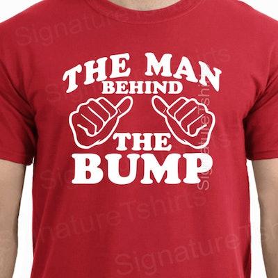 The Man Behind The Bump Tee