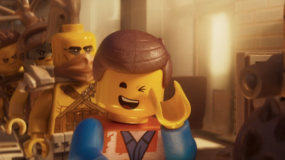 The Lego Movie 2 Trailer Teases A New Villain Brooklyn Nine