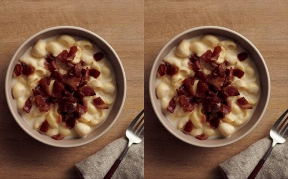 Image result for bacon mac and cheese panera bread
