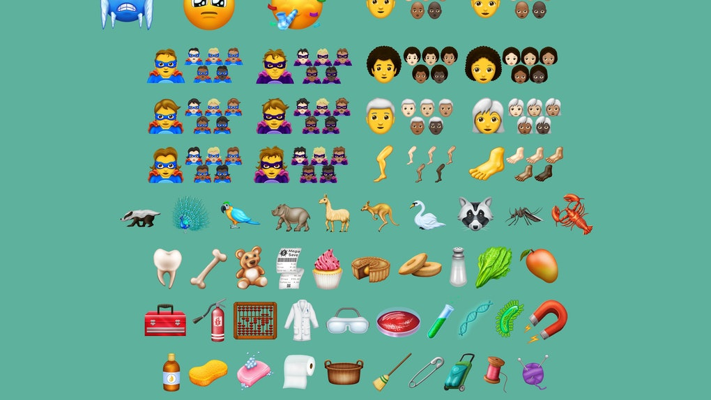 Here's How To Get Unicode 11 0 Emojis For Llamas, Bagels, Redheads