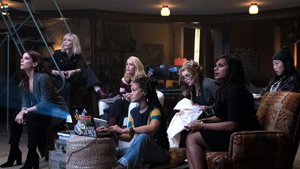 Is There An 'Ocean's 8' Post-Credits Scene? One Big Reveal